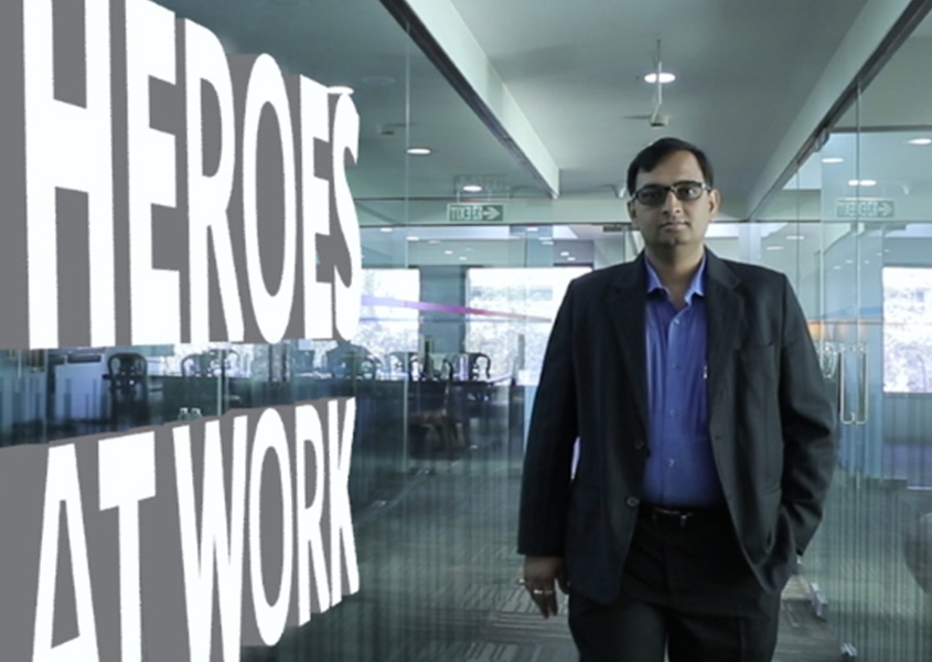 #HeroesAtWork - Adani Group